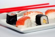 Free Sushi Royalty Free Stock Photos - 14934038