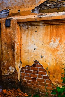 Free Old Wall Royalty Free Stock Photography - 14934577