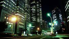 Free Sleepless City Stock Photo - 14934700