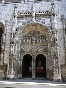 Free Church Conceição Velha Royalty Free Stock Photography - 14934877