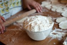 Free Flour Royalty Free Stock Photography - 14935317