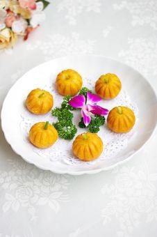 Free Pumpkin Pie Stock Photography - 14935812