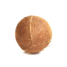 Free Isolated Coconut Royalty Free Stock Image - 14936356
