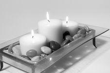 Candleholder Stock Images