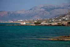 Free Greek Landscape Royalty Free Stock Photos - 14936988