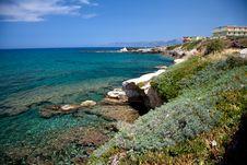 Free Greek Landscape Stock Image - 14937001
