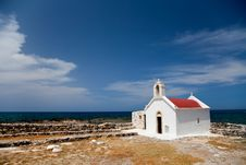Free Greek Church Stock Images - 14937014