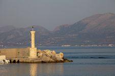 Free Greek Coast Royalty Free Stock Image - 14937116