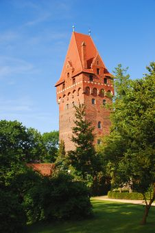 Free Tangermünde, Saxony Anhalt, Germany. Stock Photos - 14937143