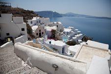 Free Santorini Royalty Free Stock Image - 14937166