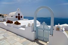 Free Santorini Stock Photography - 14937222