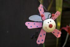 Free Plastic Bee Stock Photo - 14937250