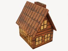 Free Wooden House Royalty Free Stock Photo - 14937455