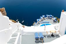 Santorini Royalty Free Stock Photography