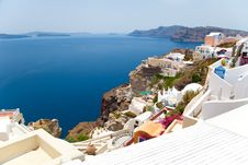 Free Santorini Stock Photography - 14937582