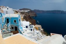 Free Santorini Stock Images - 14937604