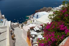 Santorini Royalty Free Stock Image