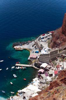 Free Santorini Stock Images - 14937654
