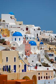 Free Santorini Royalty Free Stock Image - 14937666