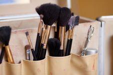 Free Brushes Stock Image - 14937681