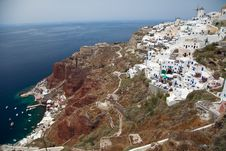 Free Santorini Royalty Free Stock Photo - 14937685