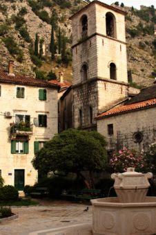 Free Old Street Of Kotor. Stock Image - 14937721