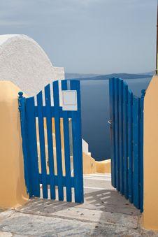 Free Santorini Royalty Free Stock Photo - 14937775