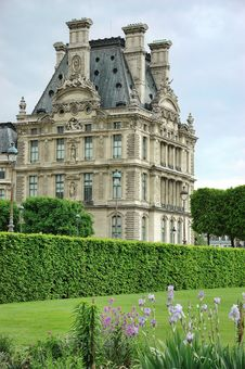 Free Louvre Museum (Richelieu Wing) Royalty Free Stock Image - 14937816