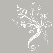 Free Floral Background Stock Photography - 14937852