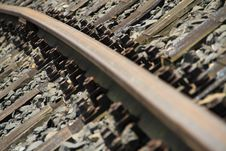 Free Track Stock Images - 14938004
