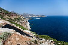 Free Greek Coast Stock Photos - 14938033