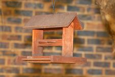 Free Bird Feeder Royalty Free Stock Photos - 14938508