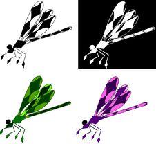 Free Dragonfly2 Stock Photo - 14938660
