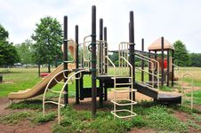 Free Playground Royalty Free Stock Photos - 14938908