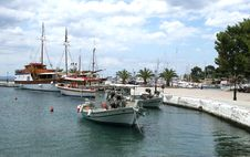 Free Port Royalty Free Stock Photo - 14939095