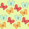 Free Background With Butterflies Stock Photos - 14940493