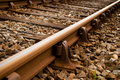Free Old Train Track Stock Image - 14940801