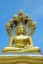 Free Big Buddha Sculpture Royalty Free Stock Image - 14944196