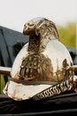 Free Old Brass Fire-brigade Helmet Stock Photo - 14948060
