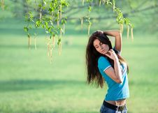 Free Enjoying The Spring Stock Photography - 14940482