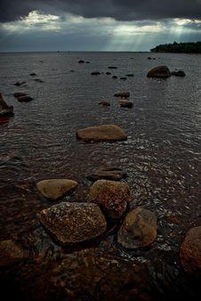 Free Northern Sea Stock Photo - 14940610