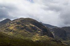 Free Mountains In Scotland Stock Image - 14941251