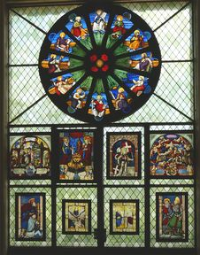 Free Stained Glass Royalty Free Stock Photos - 14941998