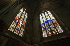 Free Stained Glass Window Royalty Free Stock Photo - 14942035