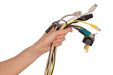 Free Cables Stock Photography - 14942722