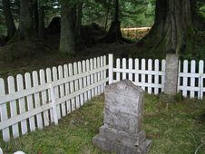 Free Old Grave In Alaska Royalty Free Stock Photo - 14943045