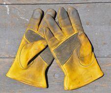 Free Workman S Gloves Stock Photo - 14943990