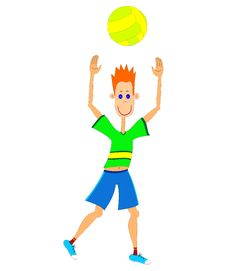Free Boy And Ball Royalty Free Stock Photo - 14944135