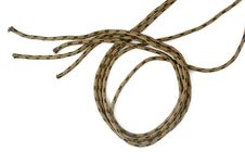 Free Rope With Knot Royalty Free Stock Photography - 14944247