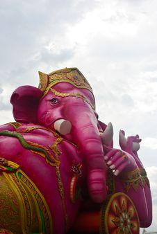 Free Elephant - Headed God Stock Photos - 14944303